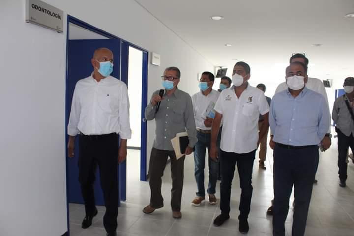 Nuevo Hospital IMSS Bienestar para Petatlán