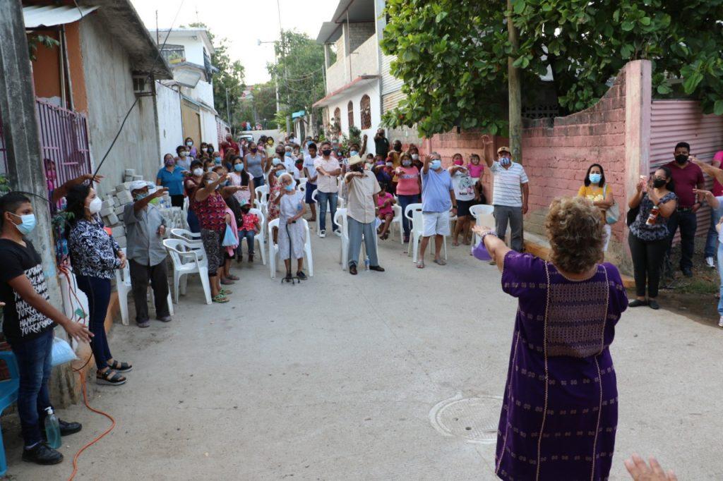 Orgullosa de ser parte de la Cuarta Transformación, dice Adela Román