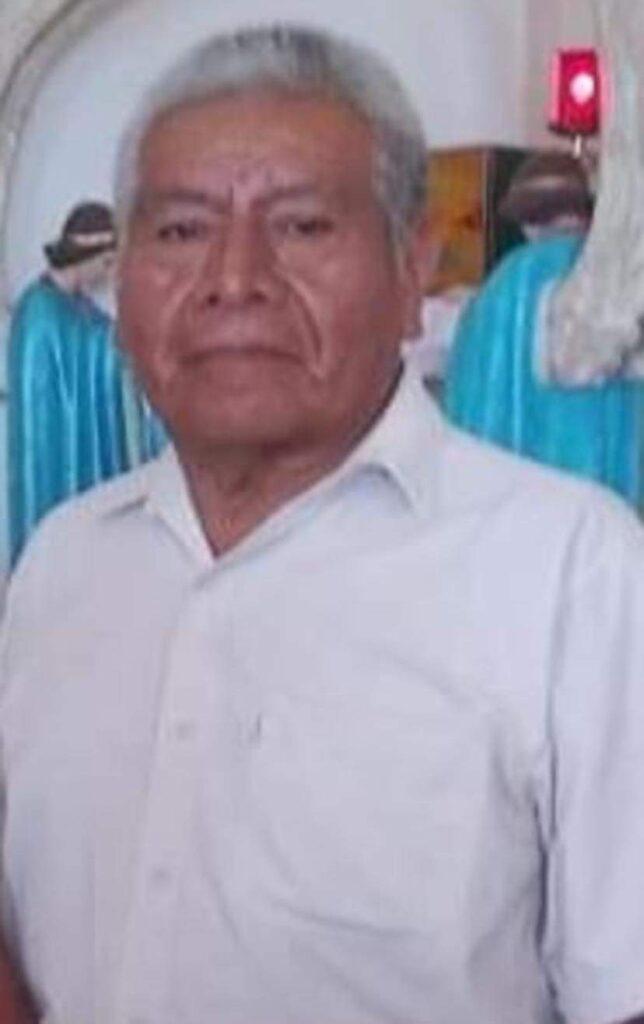 Muere ex director de primaria Modesto Alarcón
